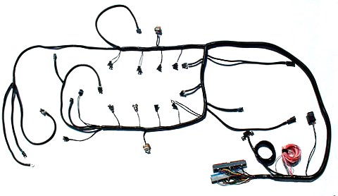 ls engine harness and accesories