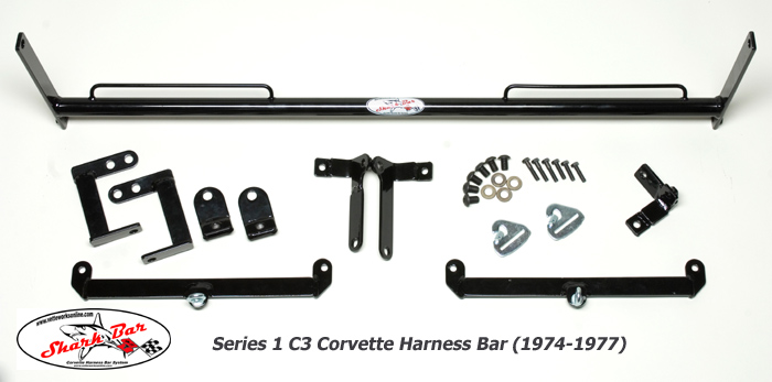 Sharkbar Series 1 C3 Corvette Harness Bar