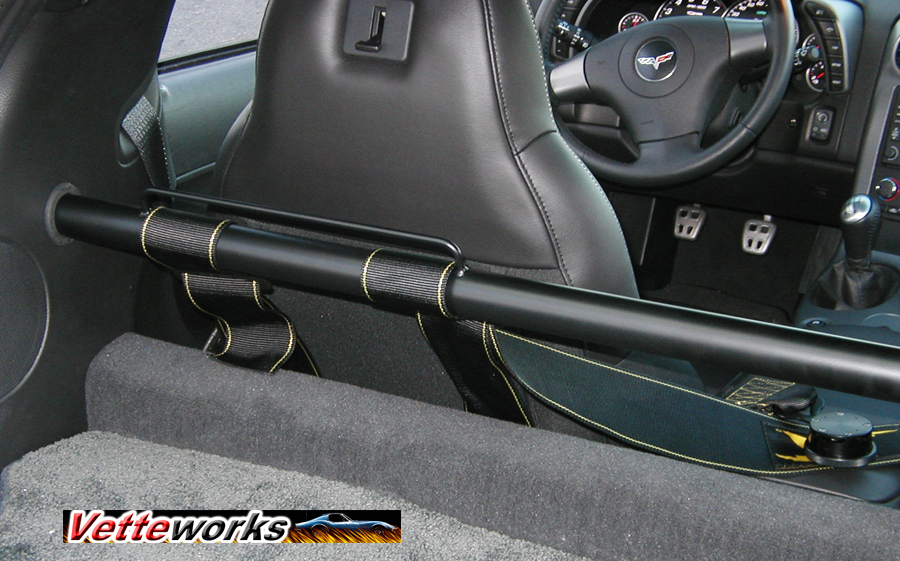 Corvette C6 Sharkbar Harness Bar